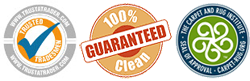 Trusted London cleaning company certificates